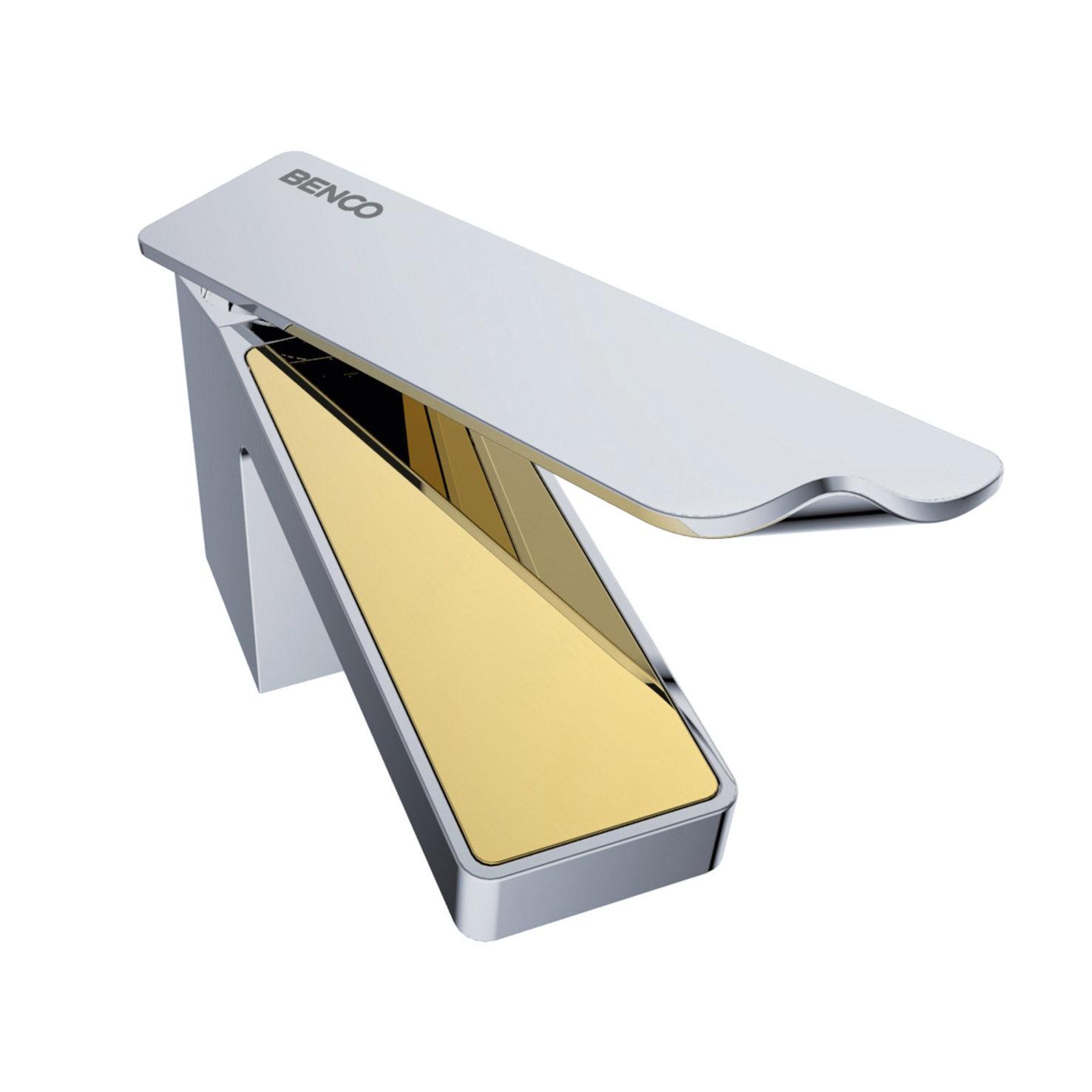 Armatura umywalkowa Find nagrodzona Red Dot Design Award. www.benco.com.en