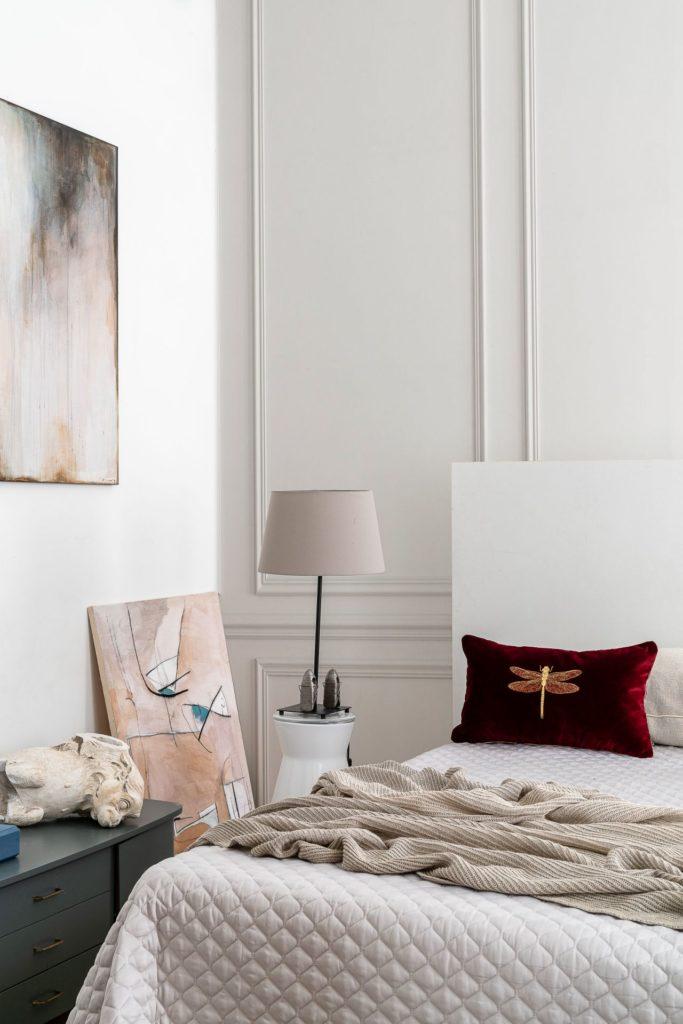 haftowane poduszki