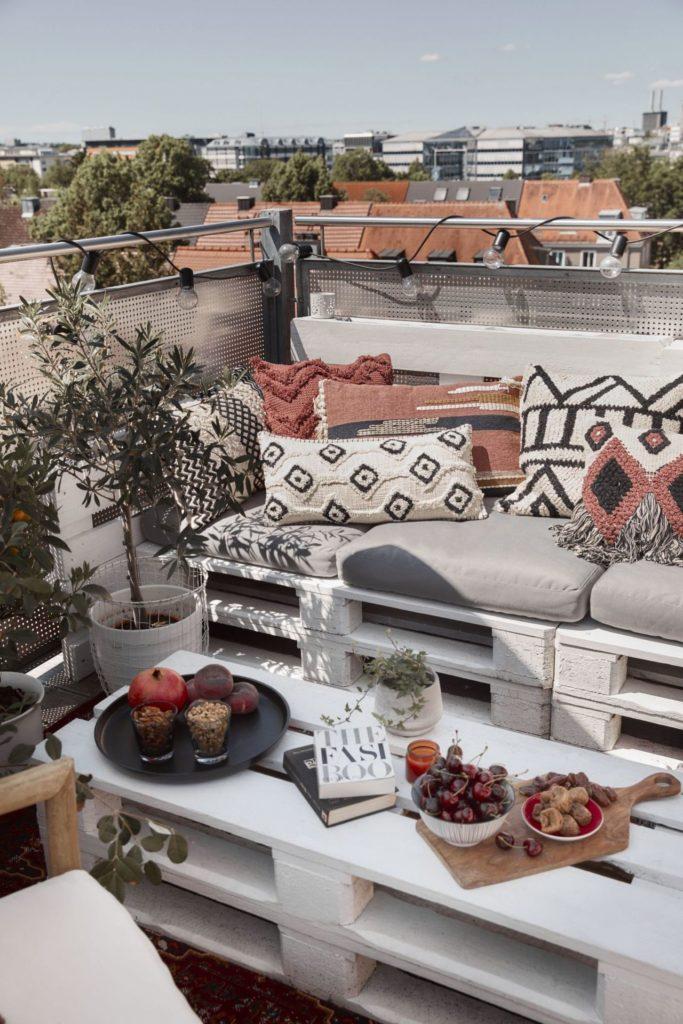 ładne balkony