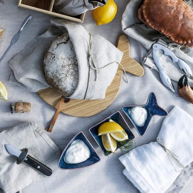 naczynia rybki