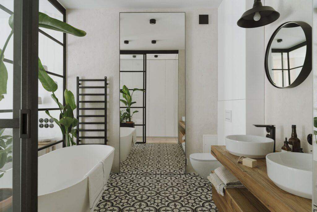 łazienka zen