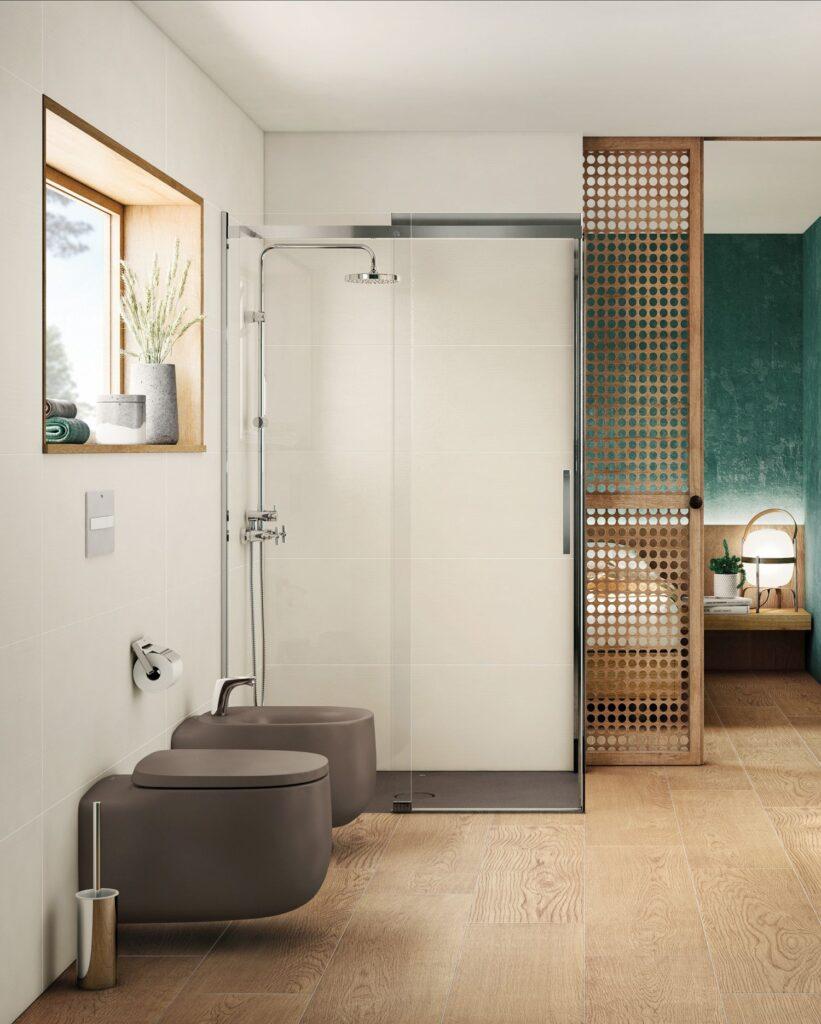 Bezpieczna i funkcjonalna łazienka