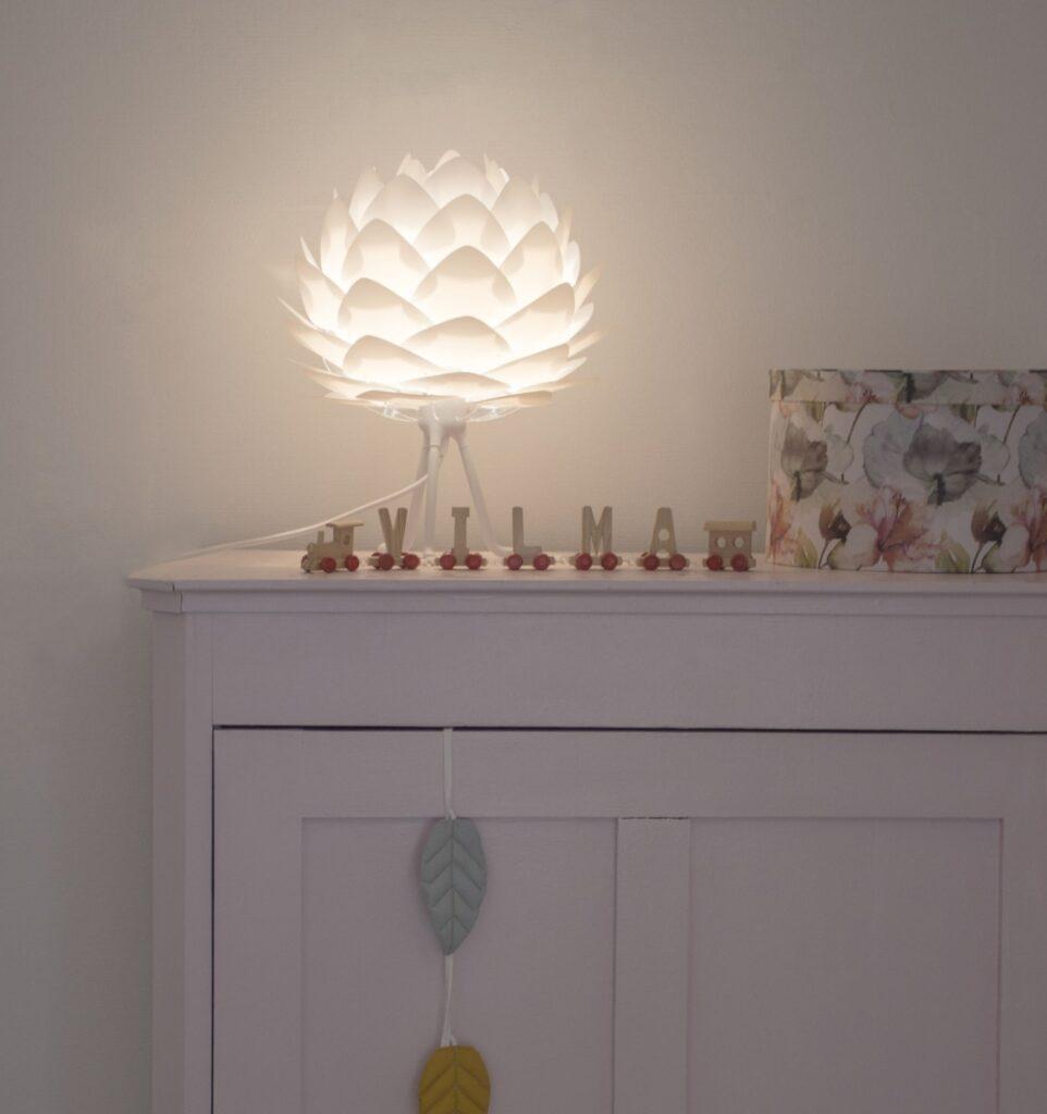 dobre oświetlenie do pokoju dziecka