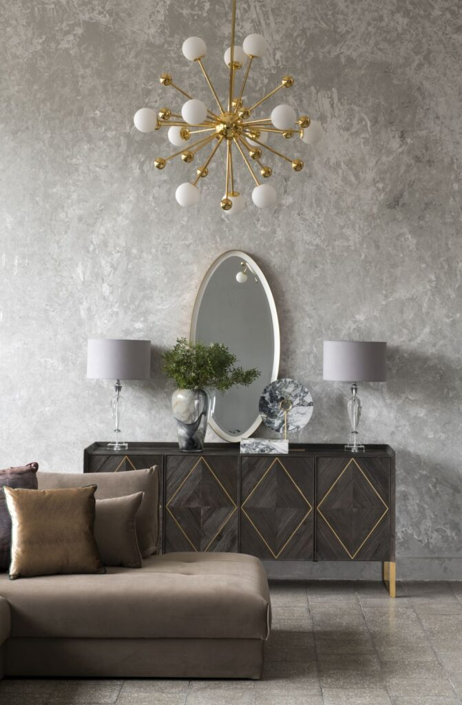dekoracyjne lampy do salonu